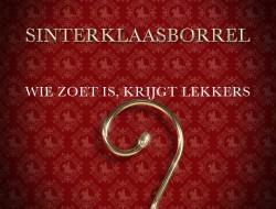 Sinterklaas borrel kader 2019
